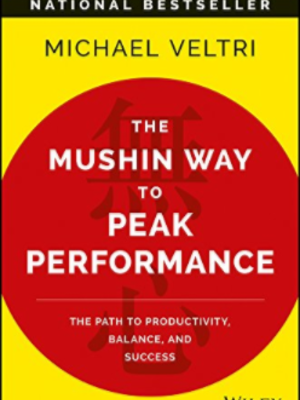 Mushin Way by Michael Veltri