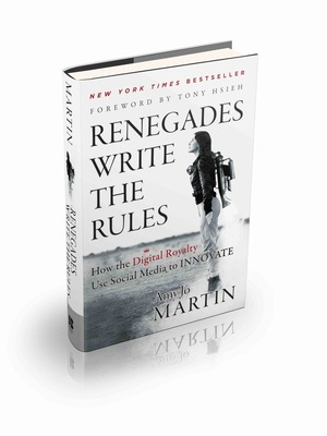 Renegades Write The Rules by Amy Jo Martin