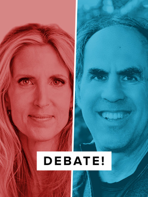 IMPOLITE DEBATES with Ann Coulter and Mickey Kaus