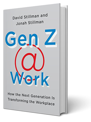Gen Z by David & Jonah Stillman