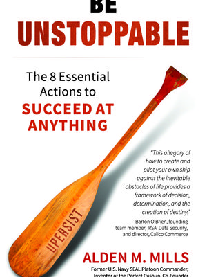 Be Unstoppable by Alden Mills
