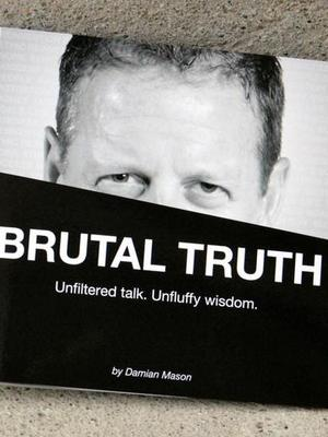 Brutal Truth by Damian Mason