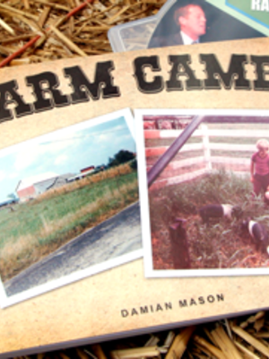 Farm Camp by Damian Mason
