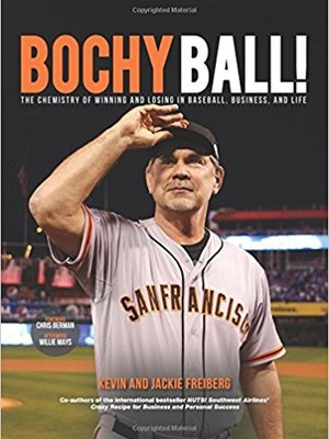 Bochy Ball by Dr. Jackie Freiberg