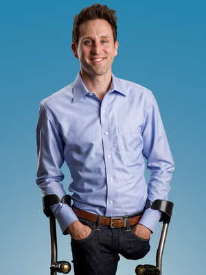 Josh Sundquist, Olympians, Motivational, Youth Speaker, Inspirational Motivational, Disabilities cancer, paralympian, overcome, inspirational, disability, NSB