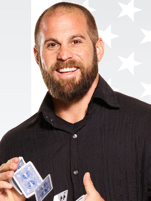 Jon Dorenbos, Football, Sports, Magic eagles, football, magic, Motivation, america's got talent, television, performance, male, NSB
