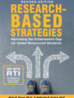 Researched Based Strategies by Ruby Payne PhD