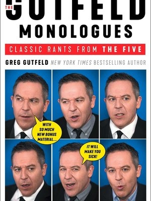 Gutfeld Monologues by Greg Gutfeld