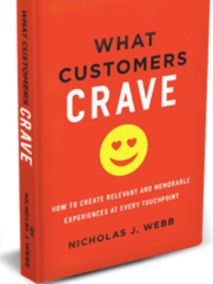 Crave by Nick Webb
