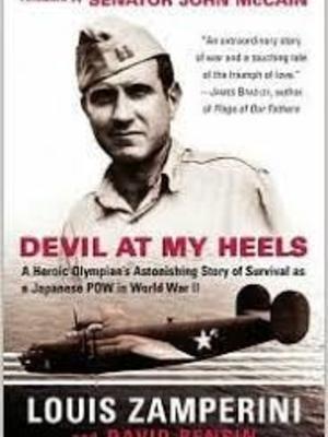Devil At My Heels by Louis Zamperini by Luke Zamperini