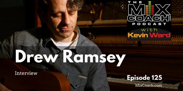 125 - Drew Ramsey Interview