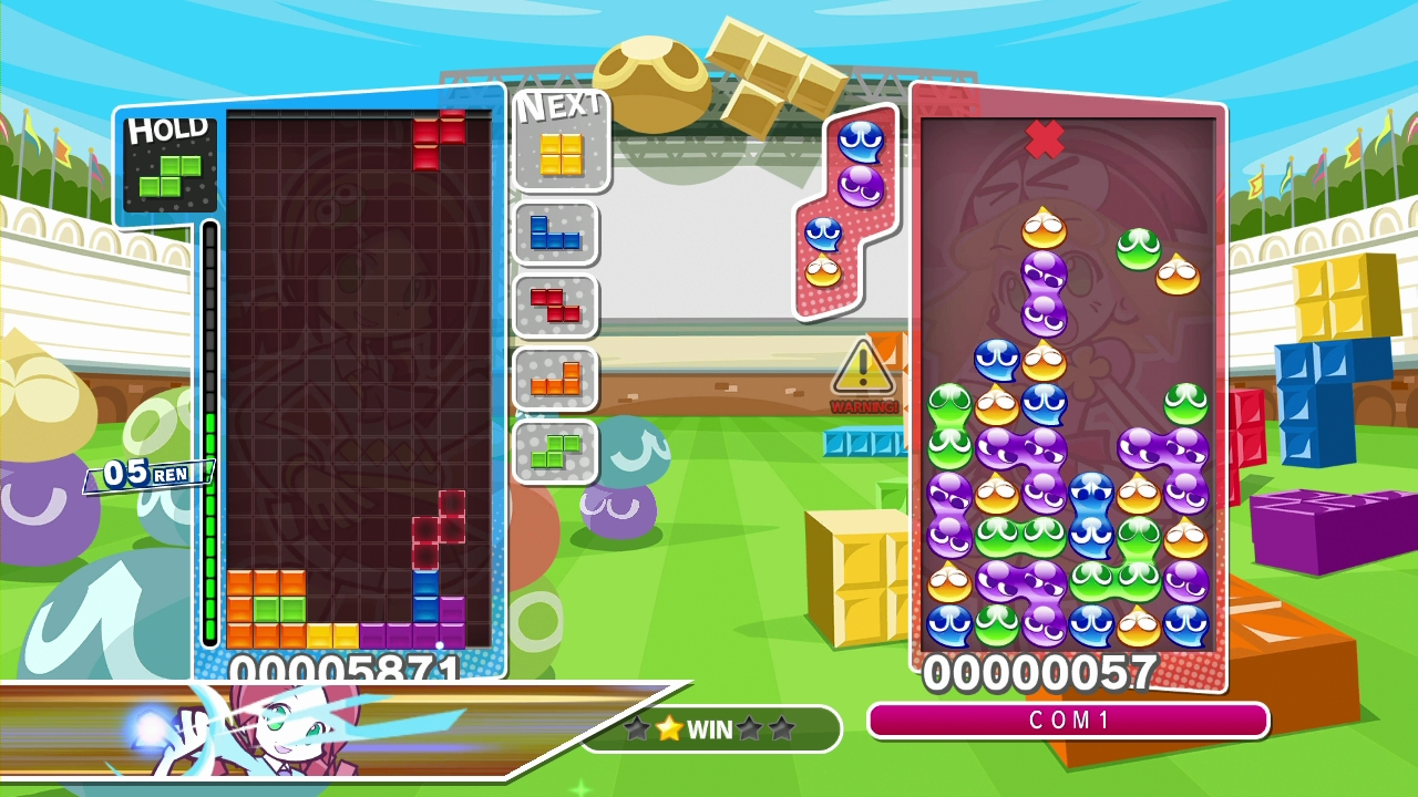 Best Reasons to Play Puyo Puyo Tetris