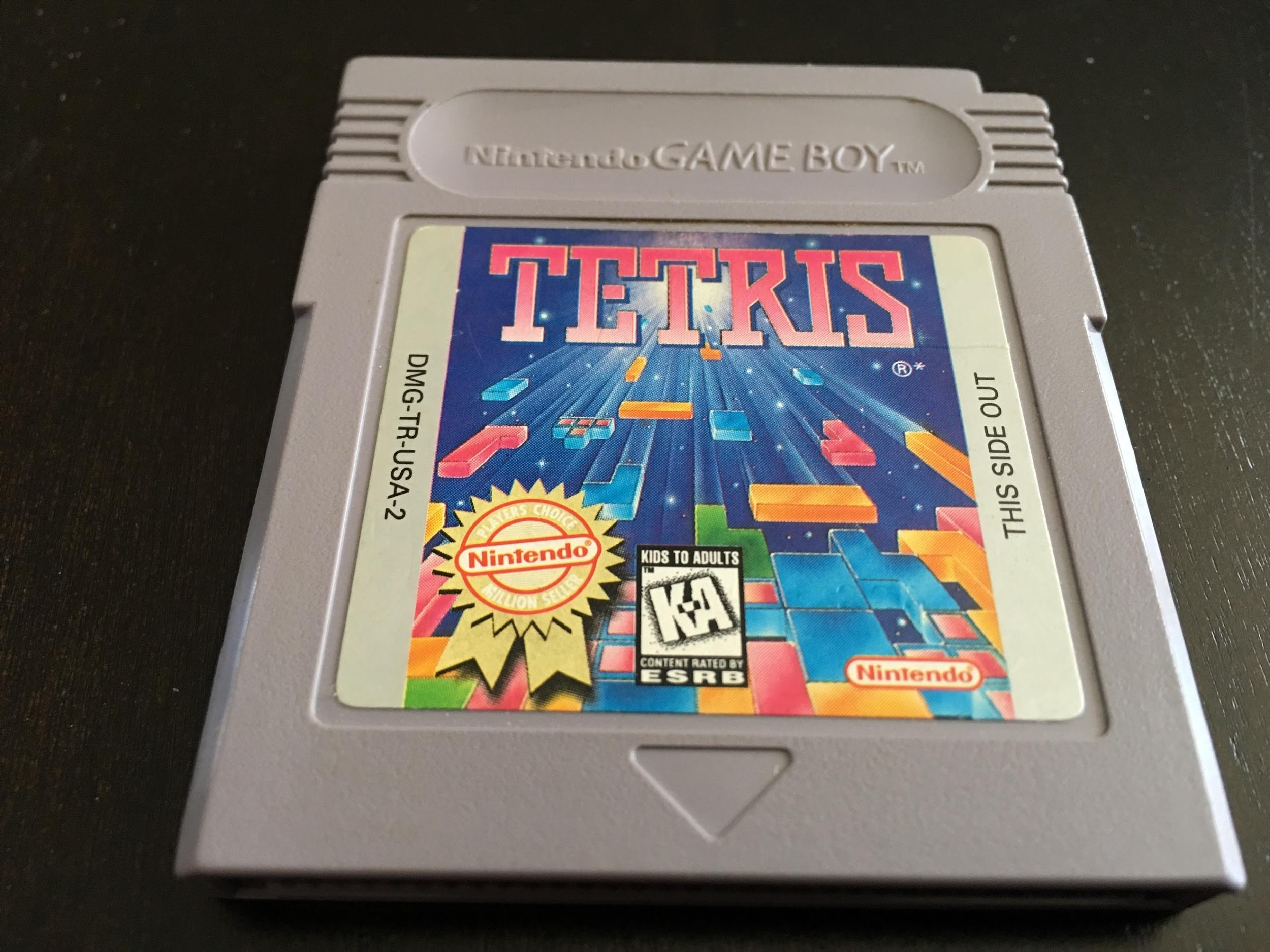 What Was It Like to Play Tetris on the Game Boy?