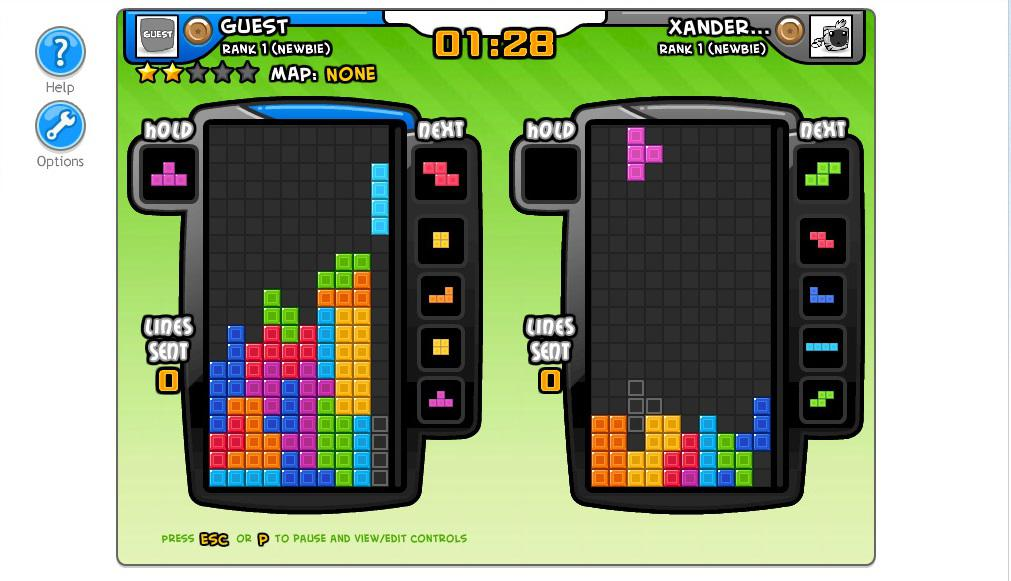 Four Reasons Why You Should Play Tetris Friends
