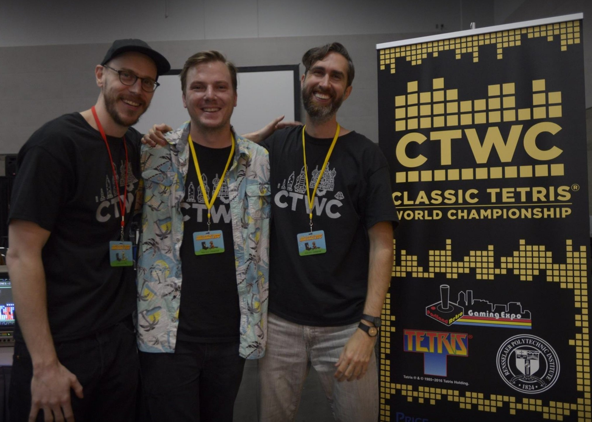 Exploring The Ctwc With Vince Clemente Tetris
