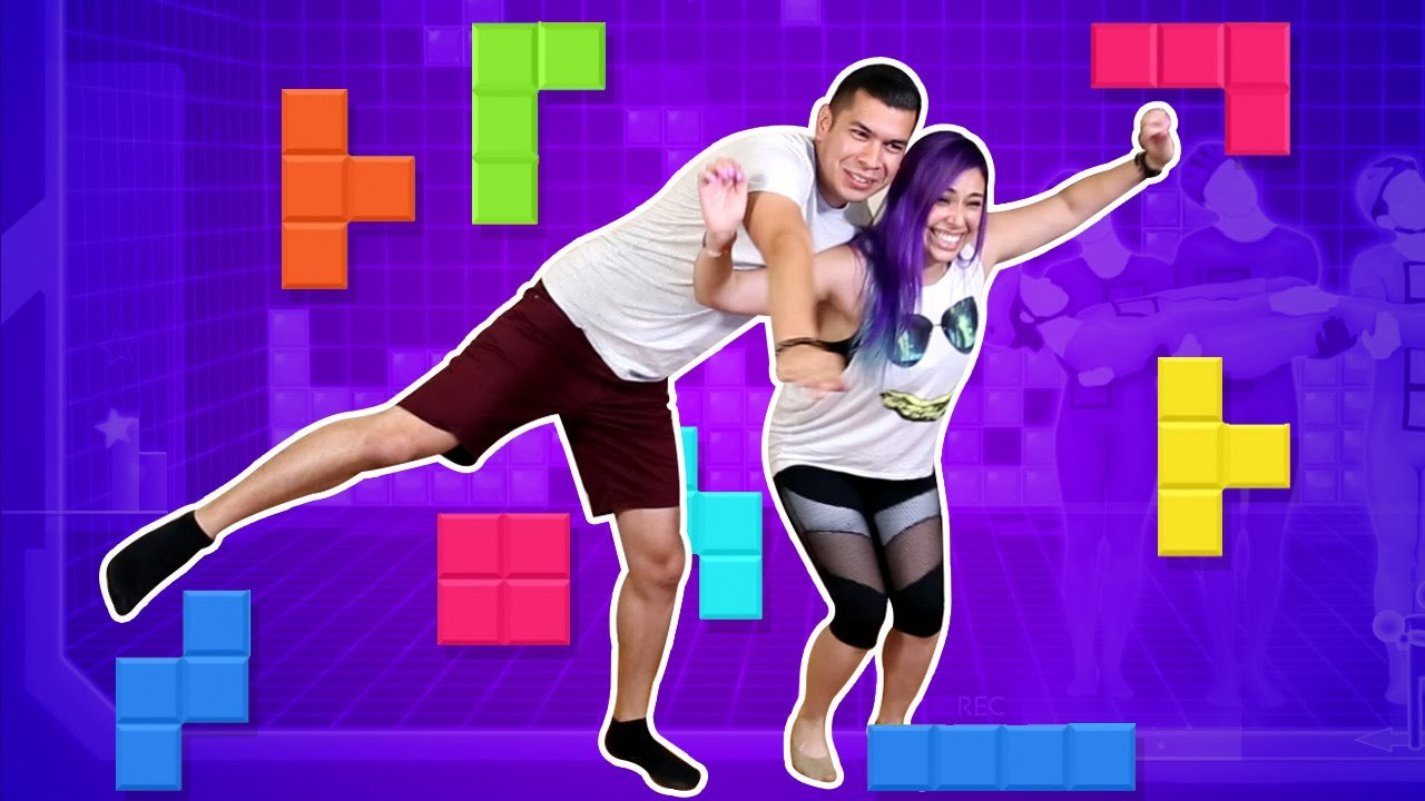 Watch People Jam Out to the Tetris Theme Song in Just Dance