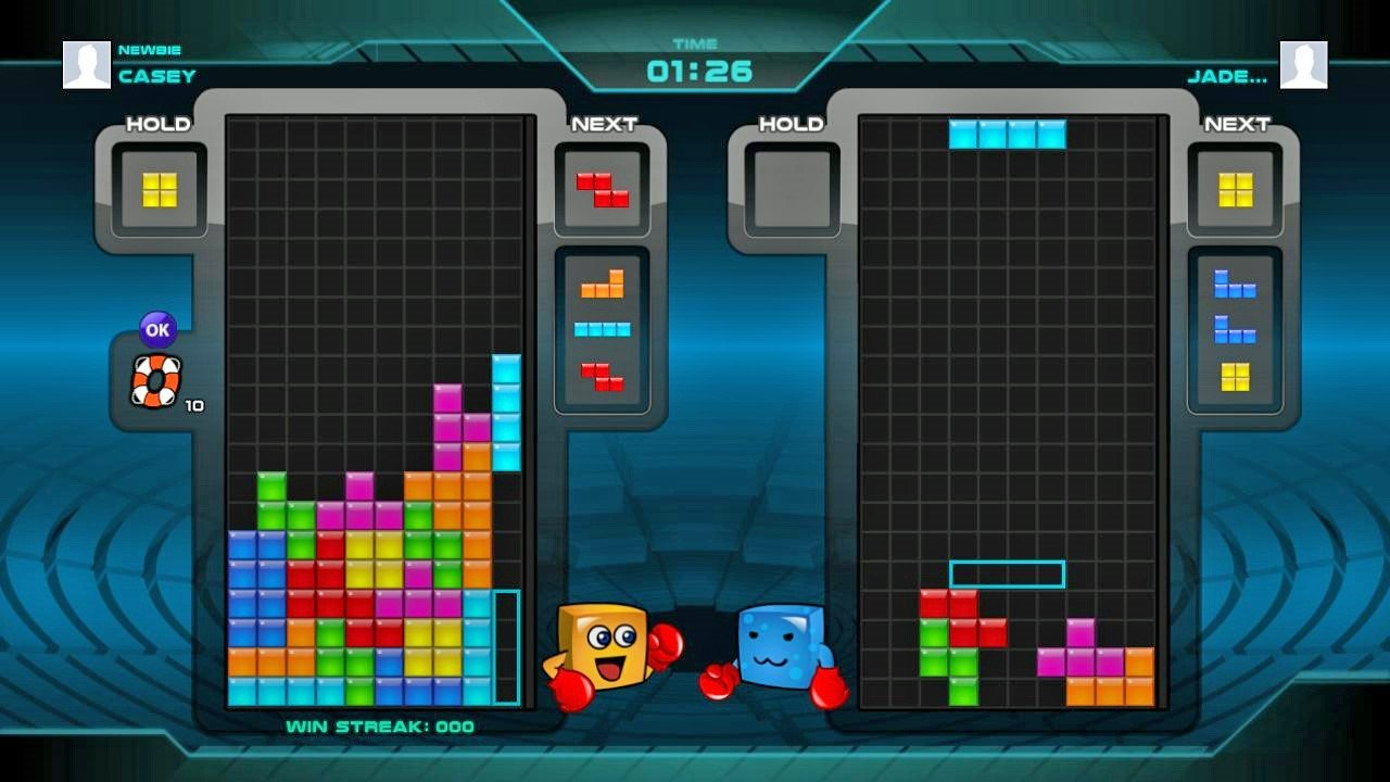 Making Your Own Tetris Tournament