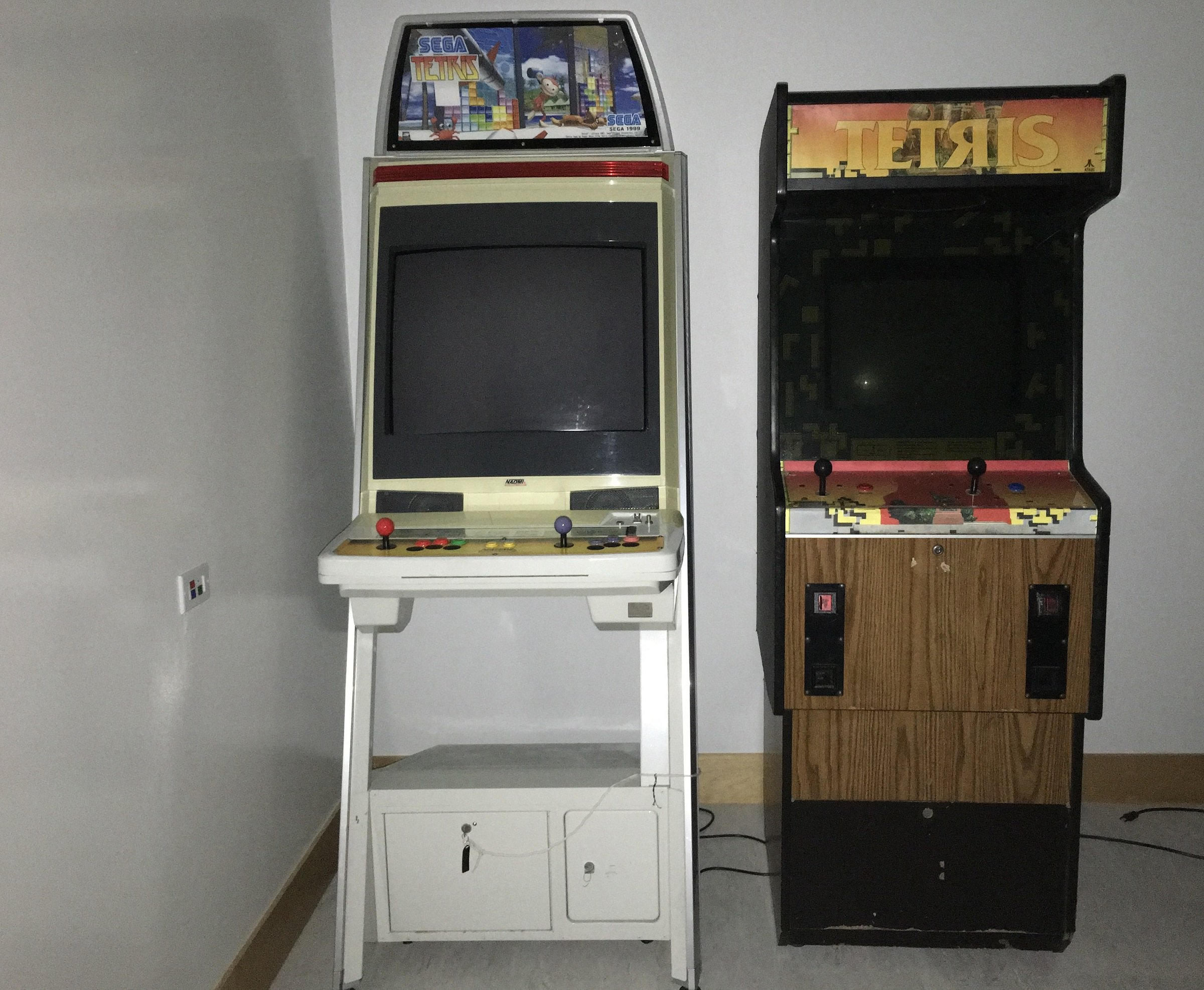 Have You Ever Played Tetris In The Arcade?