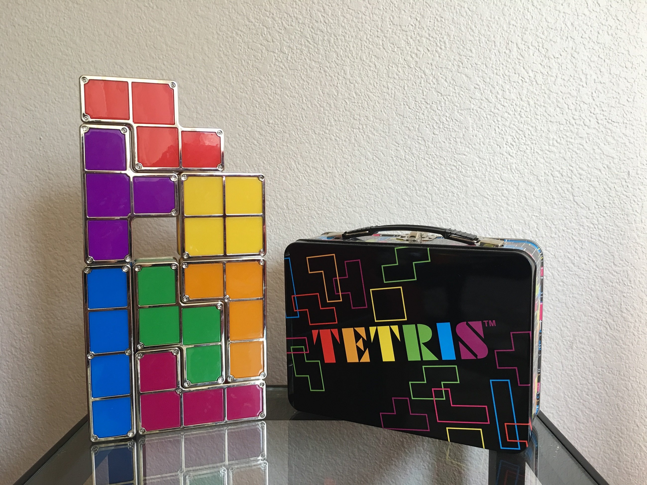 Decluttering My Life With Tetris