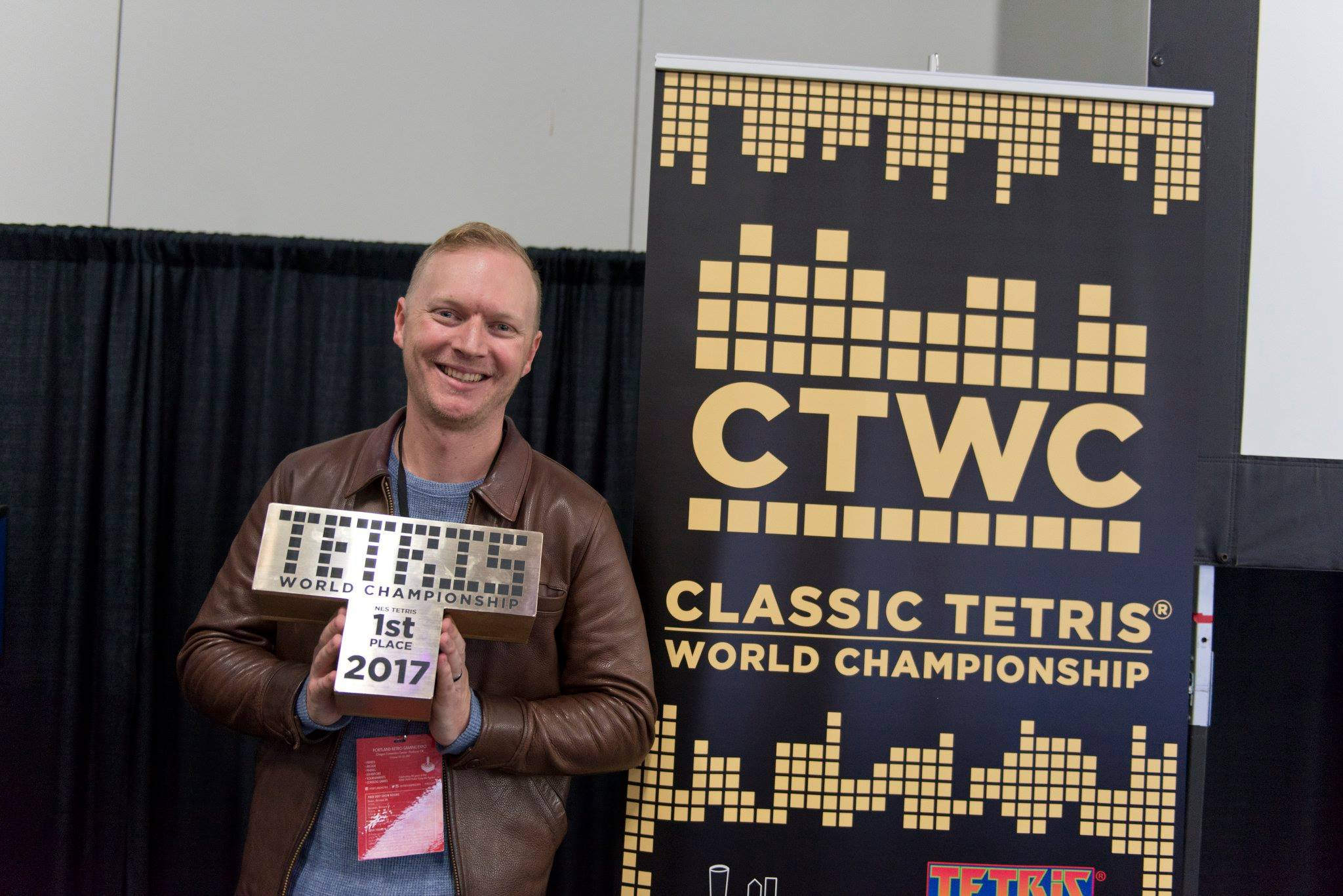 What You Missed During the 2017 Classic Tetris World Championship