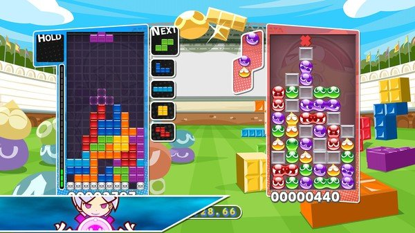 Puyo Puyo™ Tetris® Stacks, Merges and Clears its Way to PC