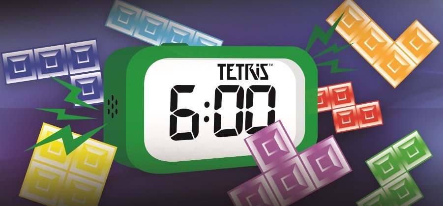 Tetris as a Morning Routine