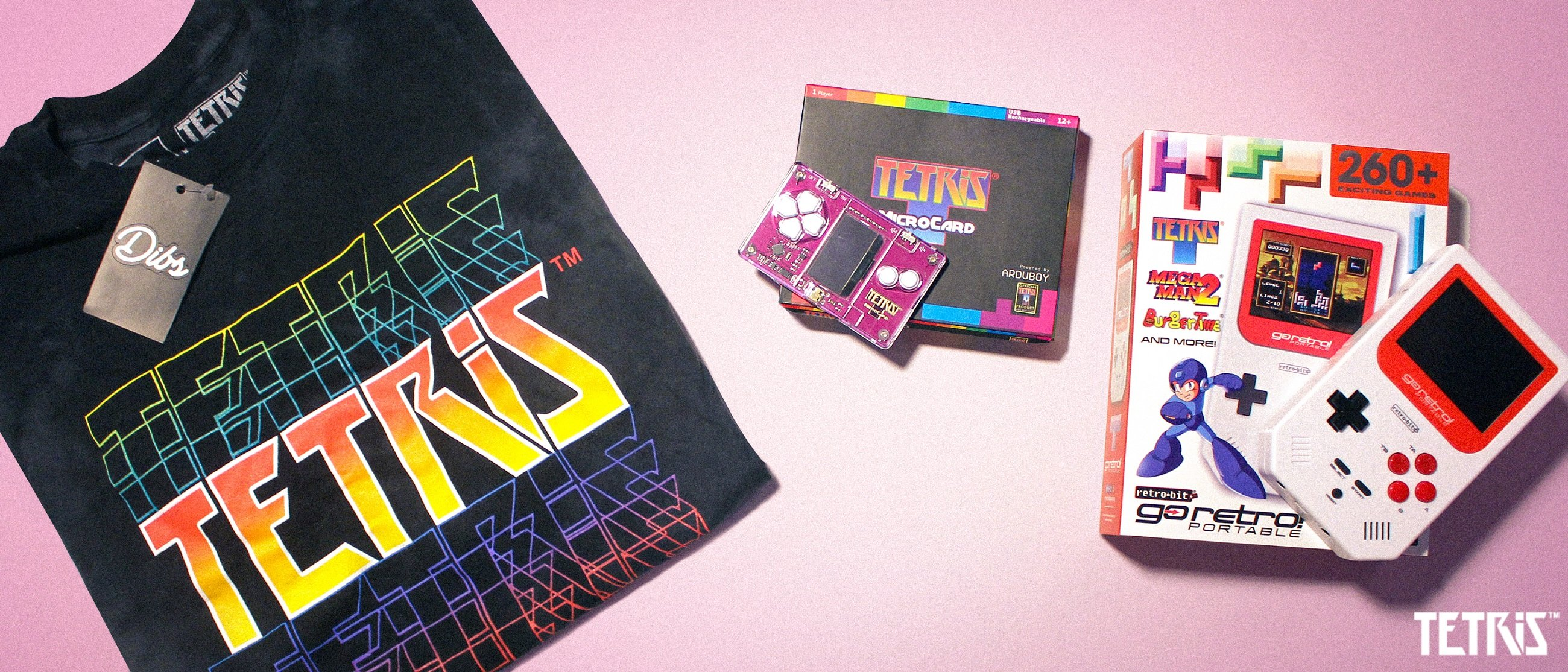 Tetris Gift Ideas for the Holidays