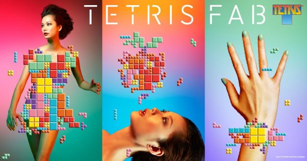 TetrisFab, a new Tetris® sub-brand in Japan