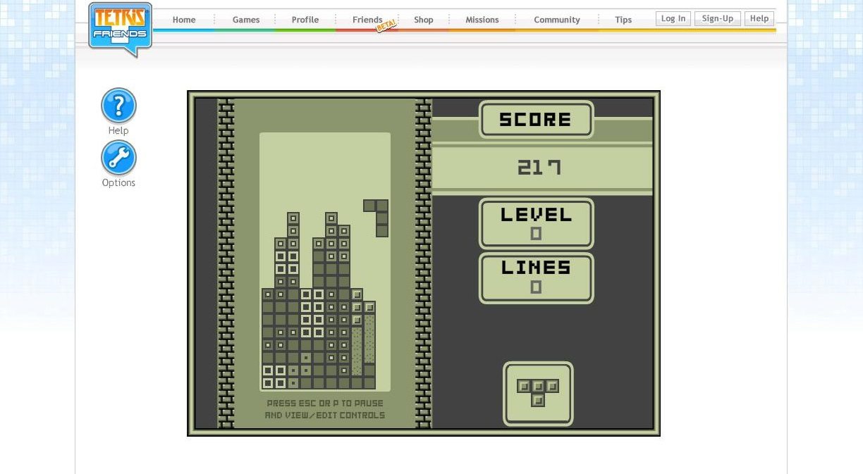 play tetris battle without facebook