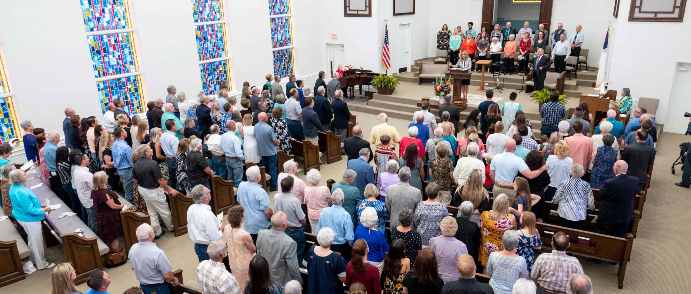 Texas Baptists - News