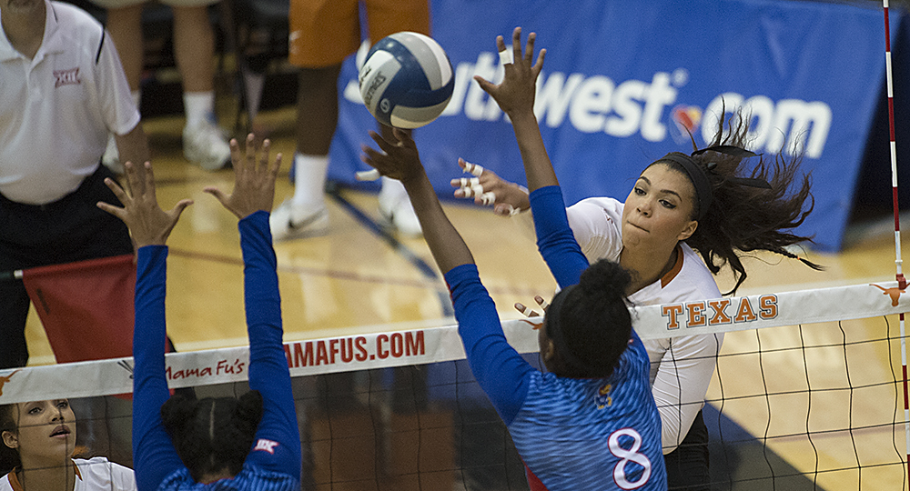 Ebony Nwanebu - 2017 Volleyball Roster - Texas Athletics