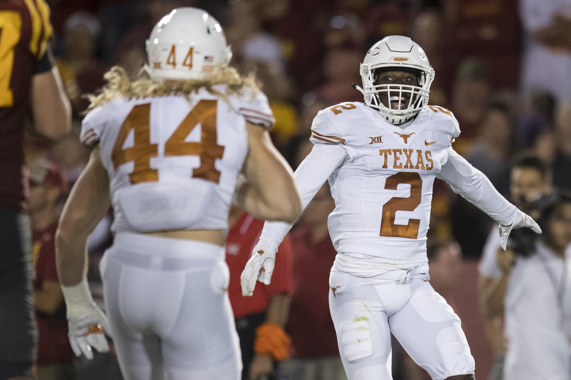 e9540ab31d9 Kris Boyd - Football - University of Texas Athletics