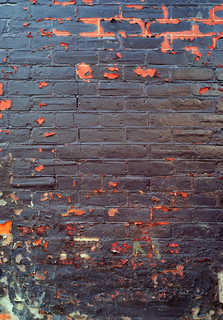 Painted brick 0002