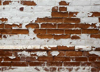 Painted brick 0008