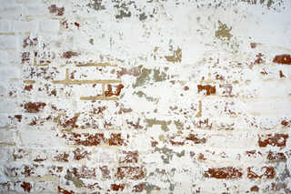 Painted brick 0030