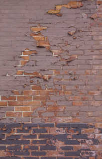 Painted brick 0032