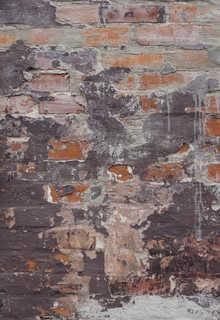 Painted brick 0033