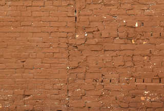 Painted brick 0037