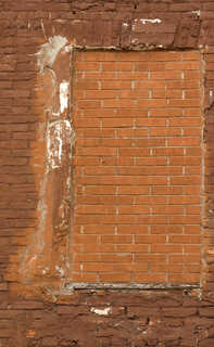 Painted brick 0038