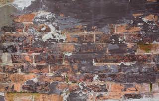 Painted brick 0043