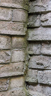 Rough brick 0040
