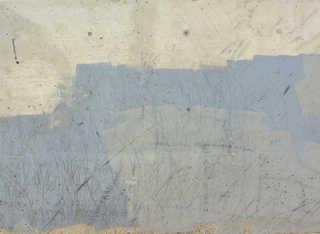 Painted concrete 0010