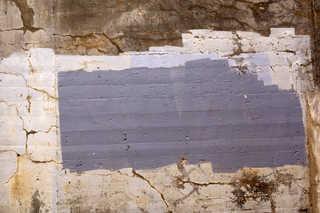 Painted concrete 0016