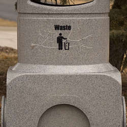Trash Containers Category