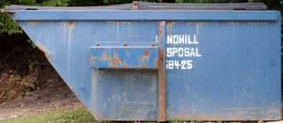 Trash containers 0014