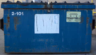 Trash containers 0021
