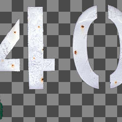 Letters and Numbers Decals Category