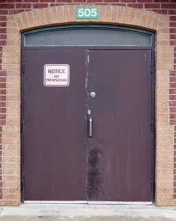 Metal doors 0001