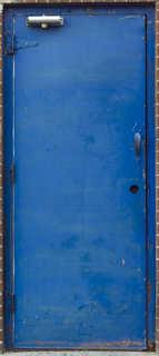 Metal doors 0004