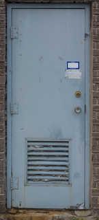 Metal doors 0005